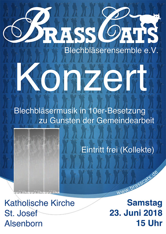 Brass Cats-Plakat Alsenborn 2018-06-23.jpg (Reloaded)
